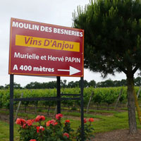 Le Moulin des Besneries